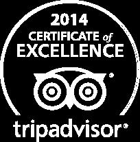 tripadvisor-certificate 2014