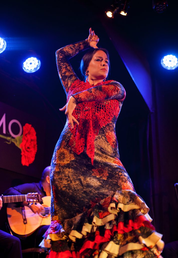 best flamenco show Madrid