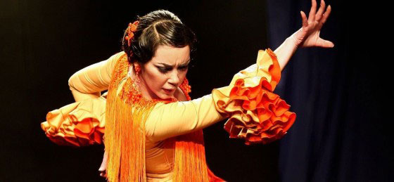 raquel villegas flamenco madrid tablao madrid