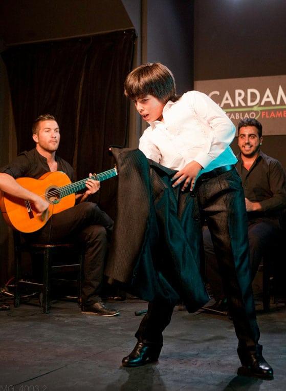 El flamenco también es cosa de niños