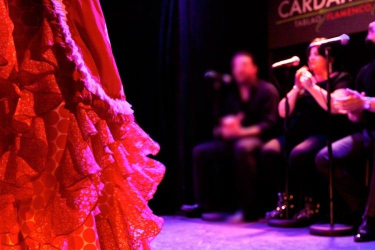 tablao flamenco madrid cardamomo