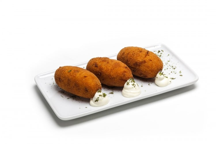 tapas croquetas cardamomo flamenco madrid tablao menu