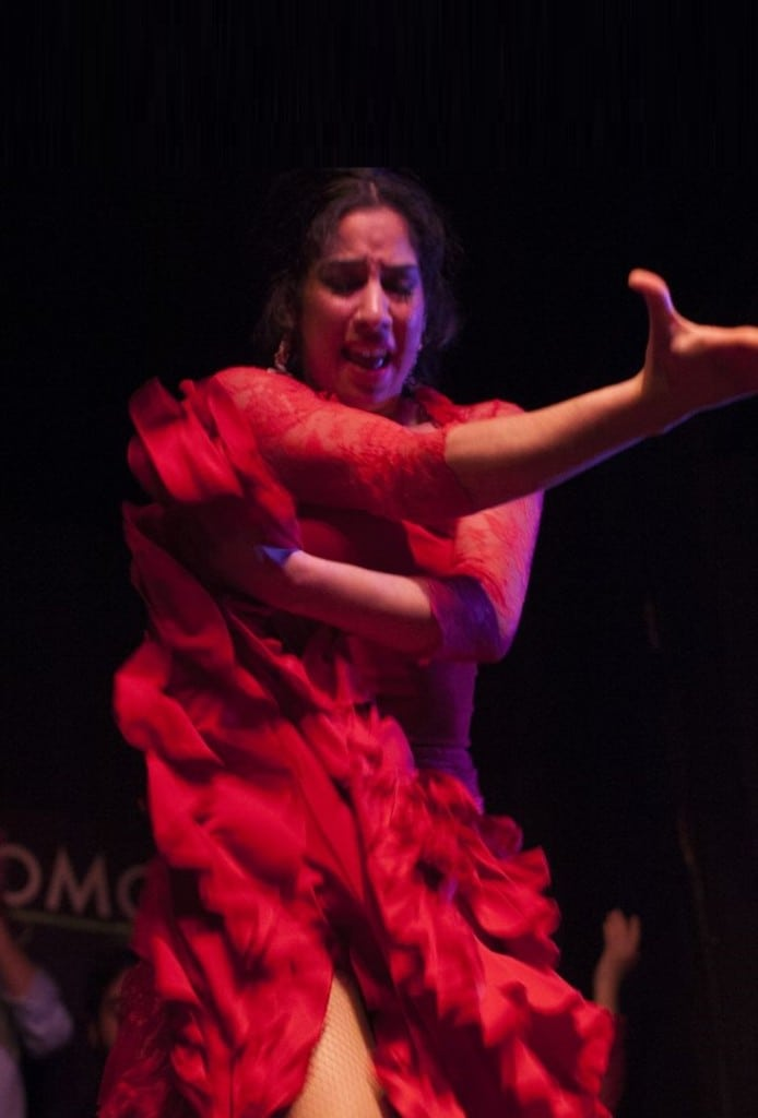 tablao flamenco madrid cardamomo saray pitita