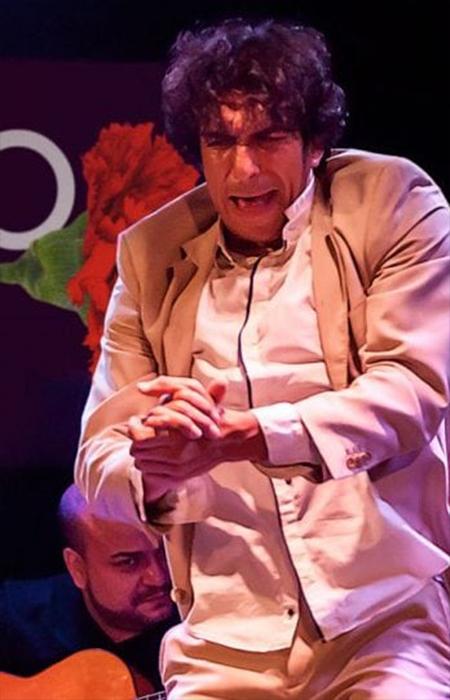 keilan jimenez cardamomo bailaor flamenco madrid tablao