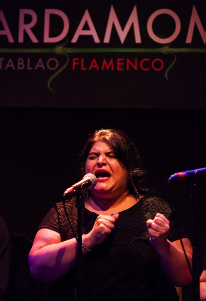 flamenco cante tablao madrid laura abadia
