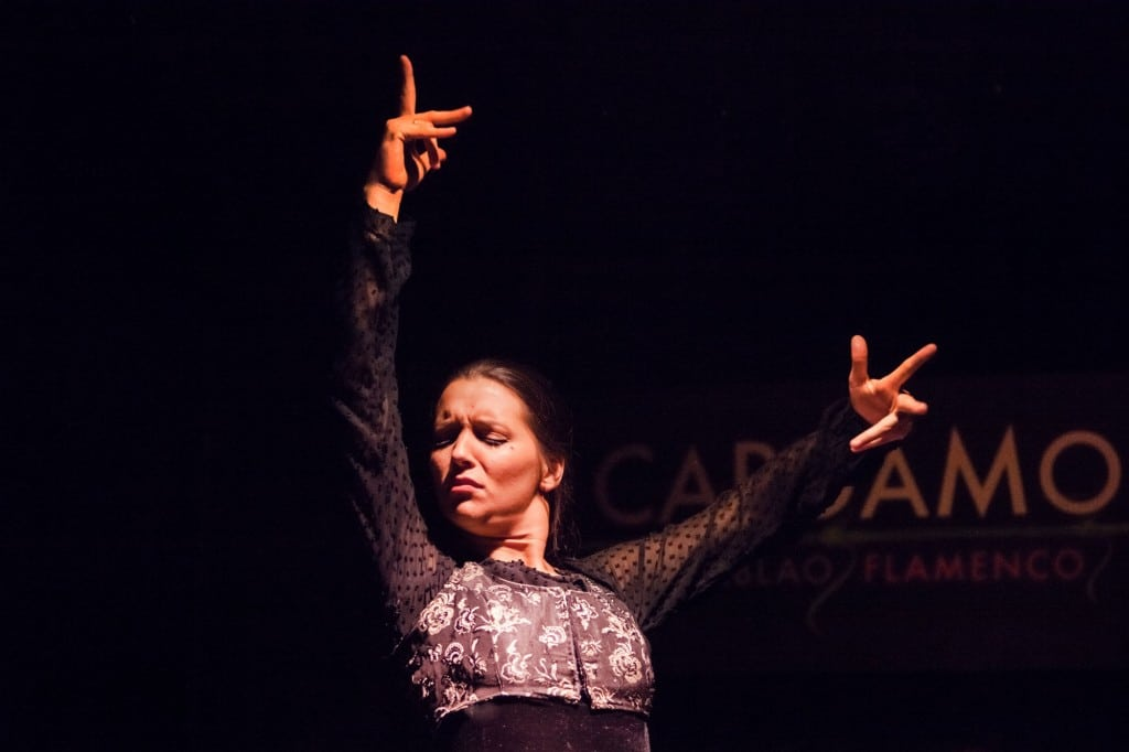 cardamomo flamenco madrid tablao paloma fantova