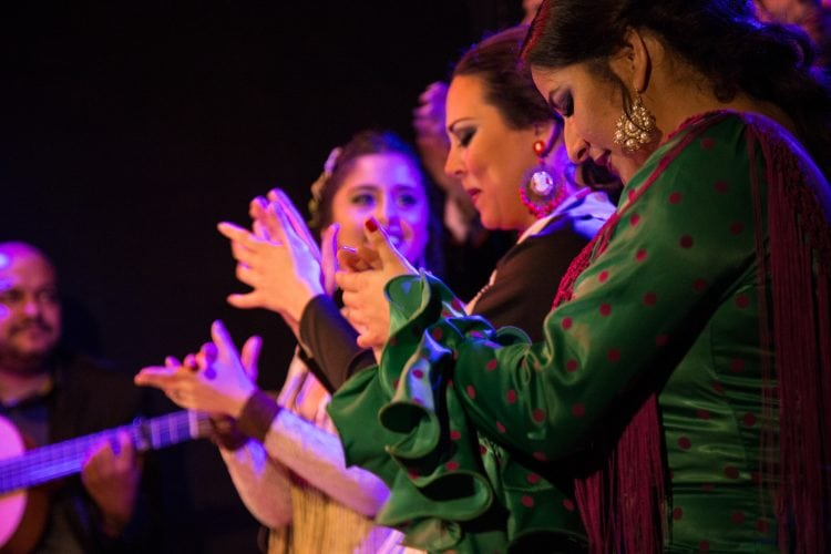 tablao flamenco madrid cardamomo