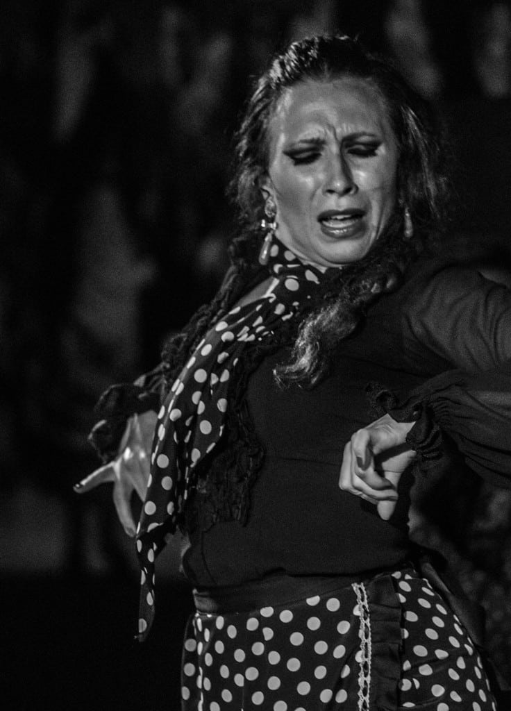 irene la sentio cardamomo tablao flamenco madrid