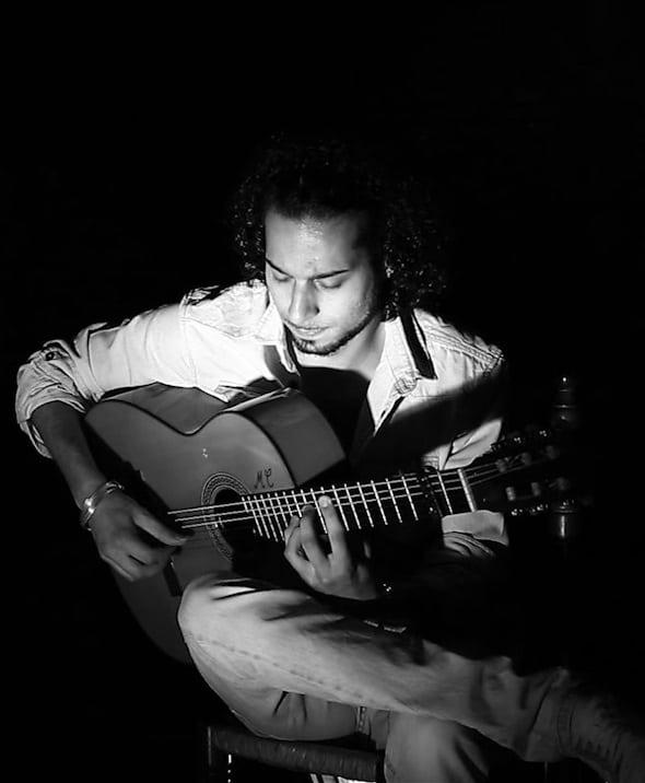 joni jimenez guitarra flamenco cardamomo tablao madrid