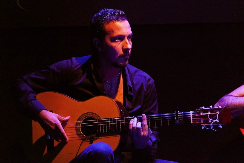 jose losada cardamomo tablao flamenco madrid