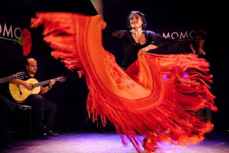 espect culo espect culo flamenco en febrero cardamomo On espectaculos en sevilla 2017