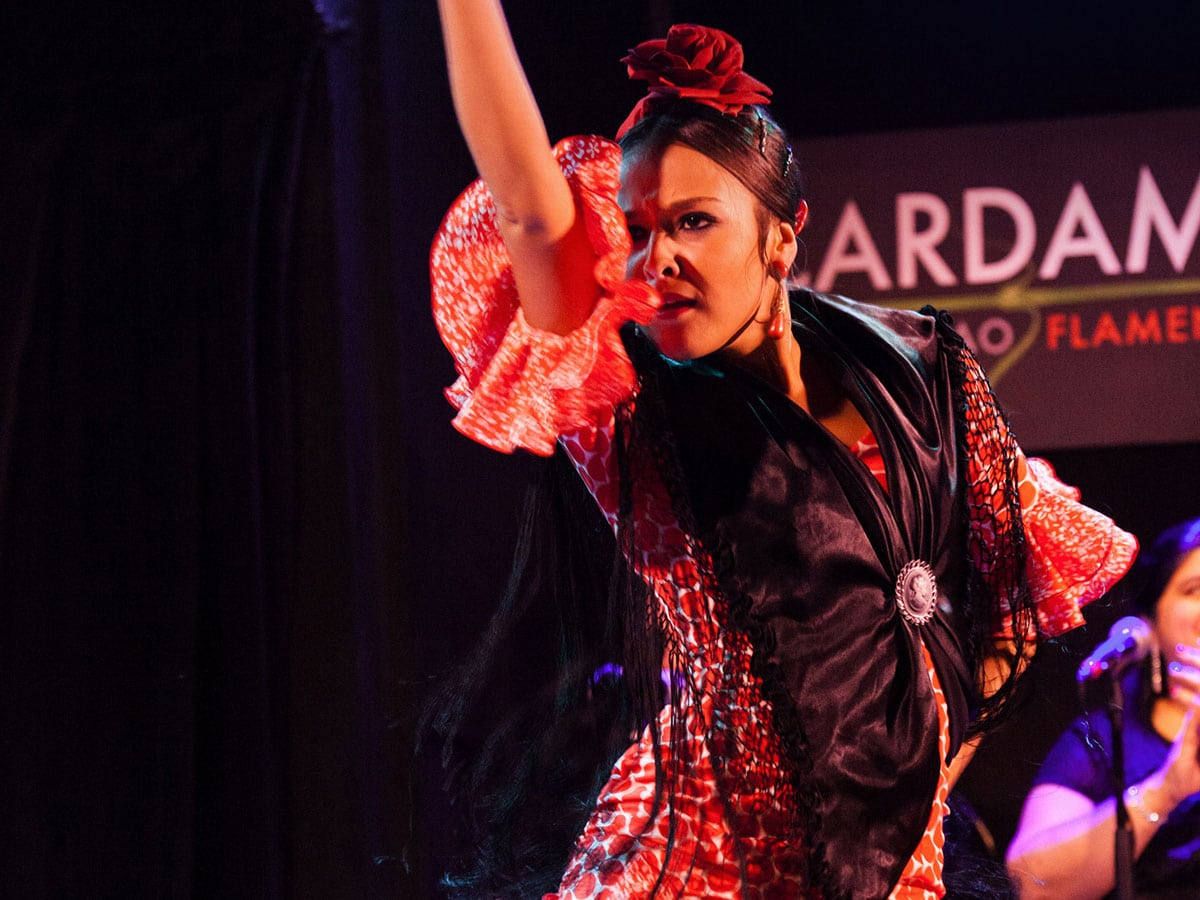 See flamenco in Madrid
