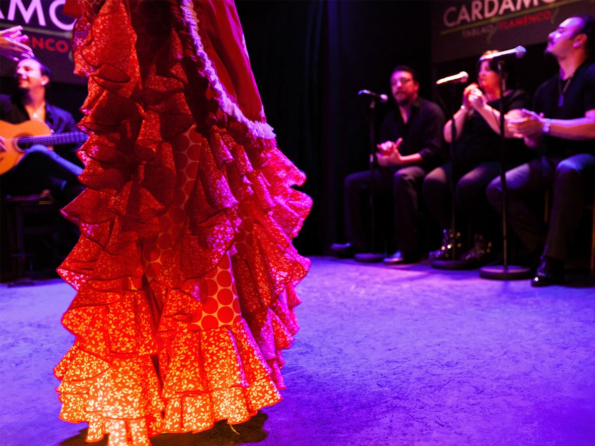 Best Flamenco show