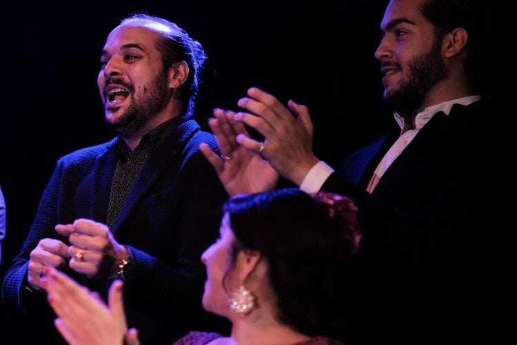 Best flamenco show Madrid