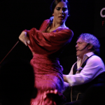alba heredia bailaora flamenco madrid cardamomo tablao