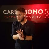 saul quiros cardamomo flamenco tablao madrid