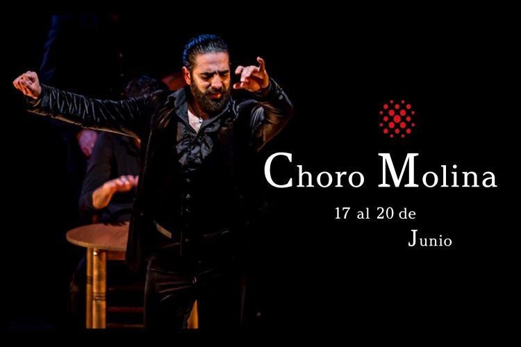 Choro Molina en Cardamomo Flamenco Madrid