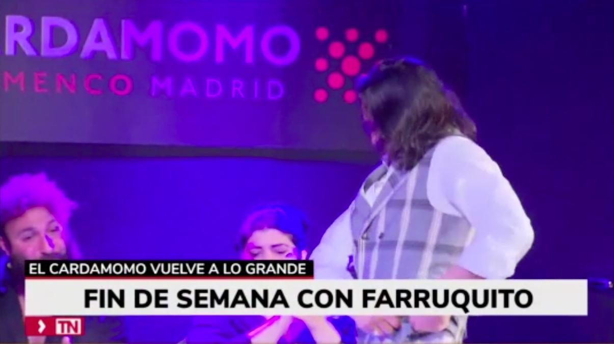 Telemadrid Cardamomo Flamenco Madrid