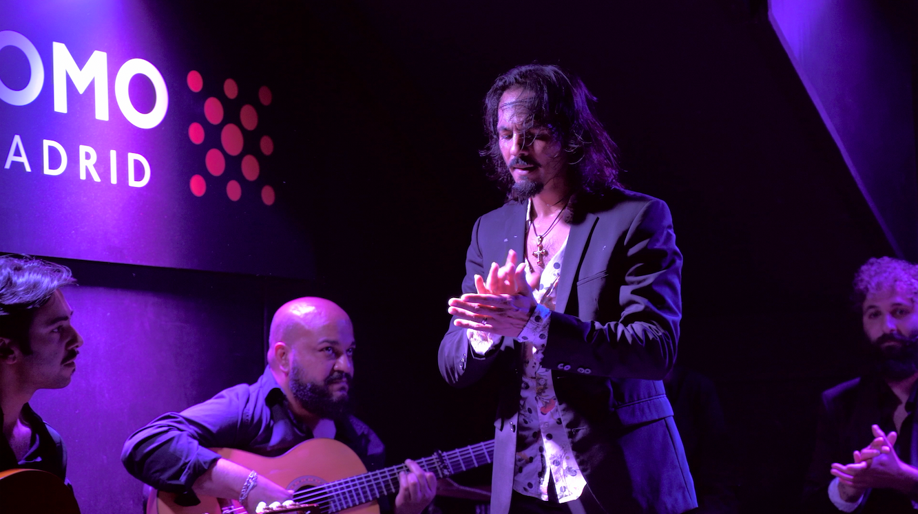 Farruquito Cardamomo Flamenco Madrid