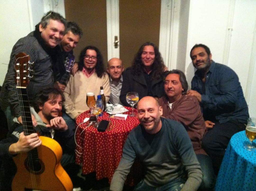 Una Noche con Artistas en Cardamomo Flamenco Madrid