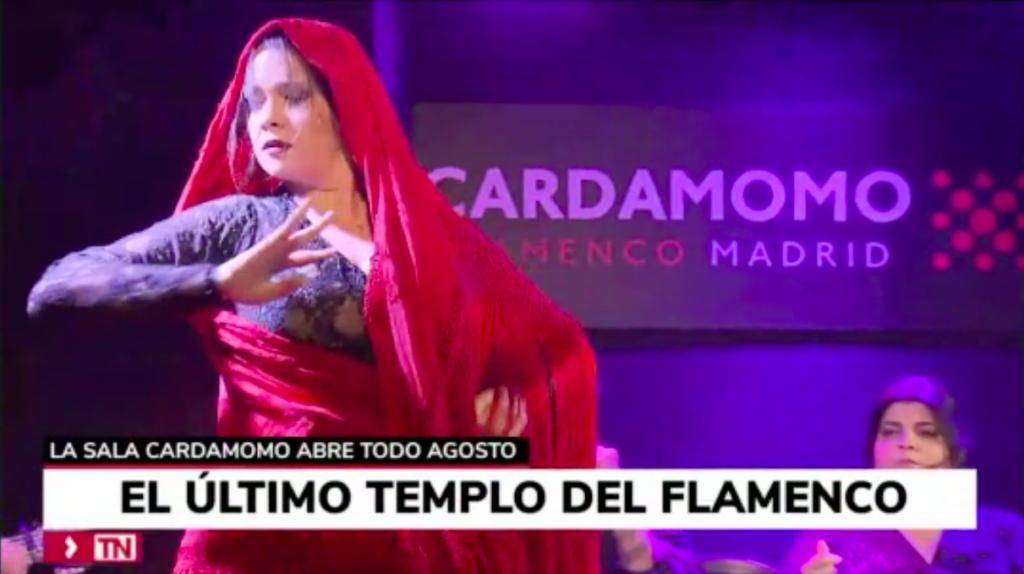 Memorable Templo del Flamenco