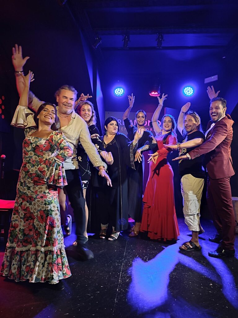 Maná en Cardamomo Flamenco Madrid